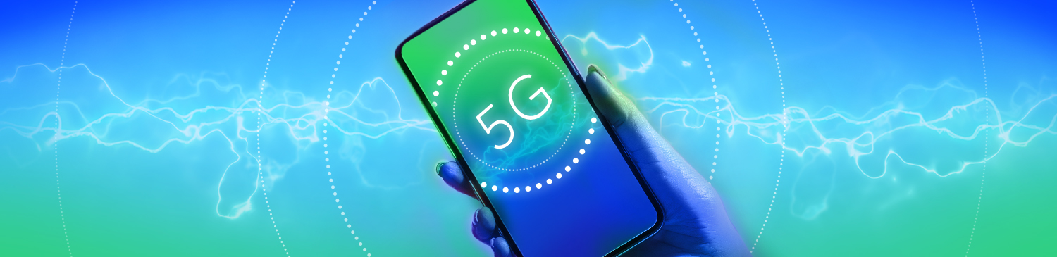 Advertising at the speed of 5G