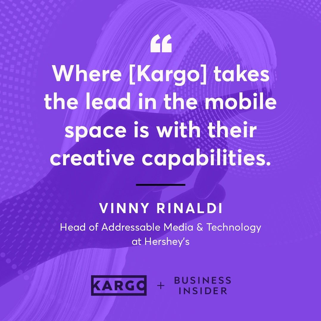 Mobile ad company Kargo is trying to prepare for privacy laws with its first chief revenue officer and a new ad format