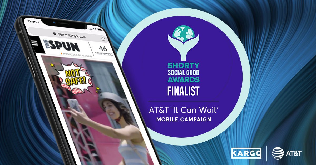The Story Behind: AT&T's 'It Can Wait' Campaign