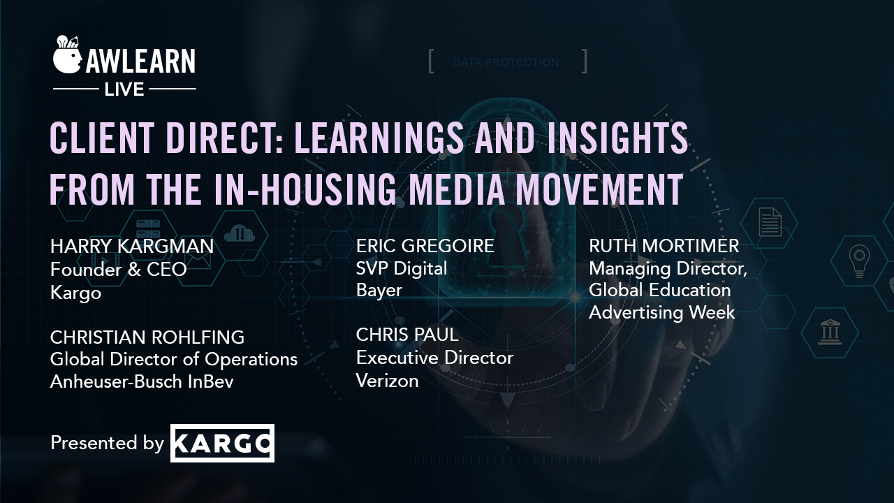 Learnings and Insights From The In-House Media Movement