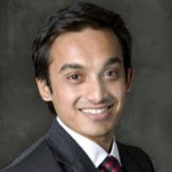 Picture of Ashesh Mazumdar